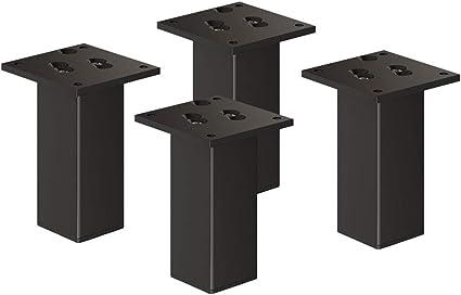 Sossai Aluminium Patas para muebles
