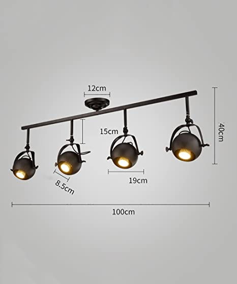 Embedded spotlight led ceiling lights spotlight retro track lighting embedded spotlight led ceiling lights spotlight retro track lighting spotlights color black size mozeypictures Choice Image