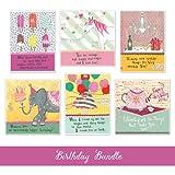 Curly Girl Design AZBUNDLE1 Birthday Card Bundle