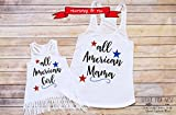 Mommy and Me Shirts, 4th of July Shirts, Fourth of July, Memorial Day Shirt