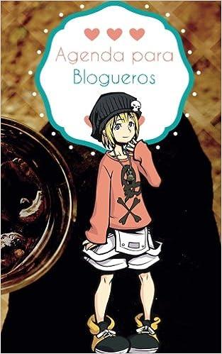 Agenda para blogueros: interior blanco y negro (Volume 6 ...