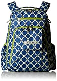 Ju-Ju-Be Classic Collection Be Right Back Backpack Diaper Bag, Royal Envy offers