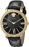 Versace Women's VQQ030015 New Krios Gold Ion-Plated Stainless Steel Watch