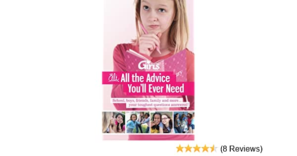 Discovery Girls Guide: Ask Ali: All the Advice You'll Ever Need (Discovery  Girls Middle School Survival Guides Book 3)