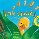 Little Quack Dial-a-Duck, Lauren Thompson, 141690932X