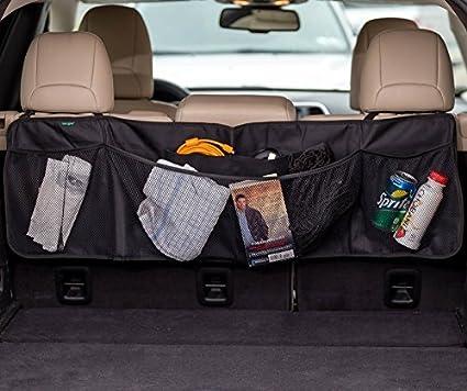 Amazon carmate back seat trunk organizer 5 pocket auto carmate back seat trunk organizer 5 pocket auto interior keeping your car organized solutioingenieria Choice Image