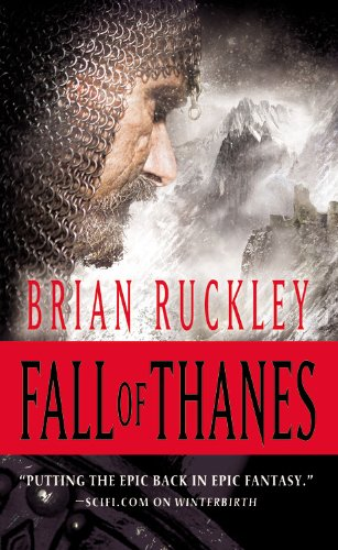 Fall of Thanes (The Godless World) pdf epub