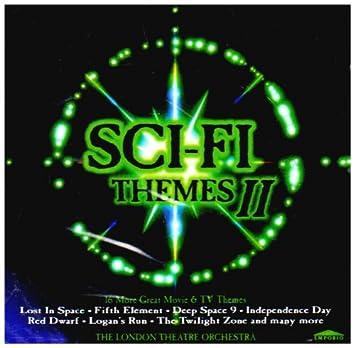 London Theatre Orchestra - Sci-Fi Themes II - Amazon com Music