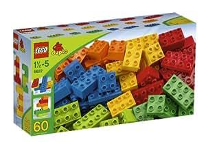 LEGO 5622 Duplo - Ladrillos básicos (60 piezas)
