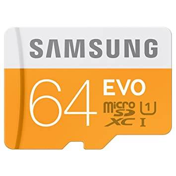 Amazon.com: Samsung Plus 64 GB Micro SD tarjeta de memoria ...