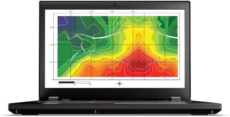 Lenovo ThinkPad P51 Mobile Workstation 20HH000GUS - Intel Quad-Core i7-7820HQ, 8GB RAM, 256GB PCIe NVMe SSD, 15.6