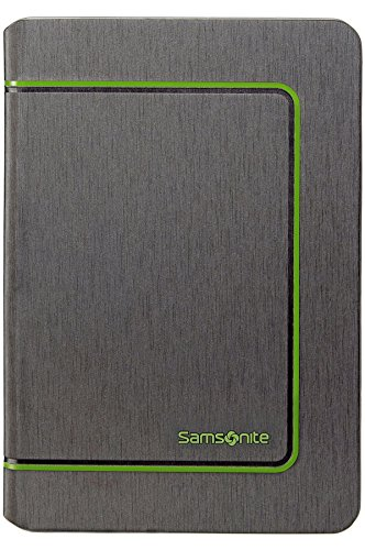 Samsonite Tabzone Color Frame-Ipad Mini 3&2 Ipad-Tasche, Grey/Green 61880 2983 GREY/GREEN