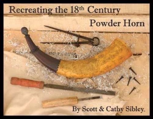 Recreating the 18th Century Powder Horn