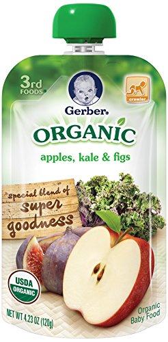 3rd baby food organic - 4