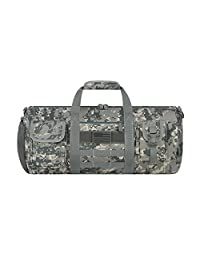 East West EE. UU. rtdc703 m Tactical Camuflaje Digital Heavy Duty Ronda Bolsa Deportiva