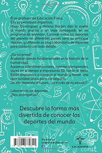Laboratorio de Deportes: La villa olímpica Caligrama: Amazon.es ...