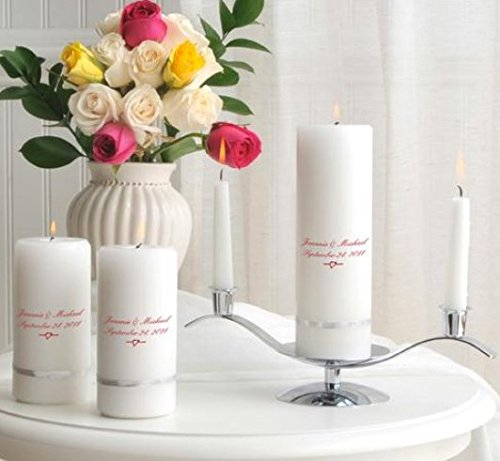 SKB family Happily Ever After Deluxe Unity Candle Set home decor by SKB family