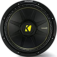 Kicker CWCS84 CompC 8 Subwoofer Single Voice Coil 4-Ohm