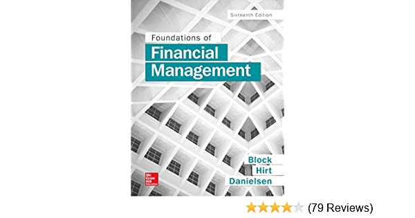 EBOOK ONLINE ACCESS FOR FOUNDATIONS OF FINANCIAL
