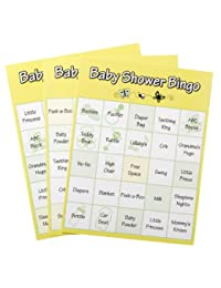 Baby Shower Bingo Game, 72 Piece BOBEBE Online Baby Store From New York to Miami and Los Angeles