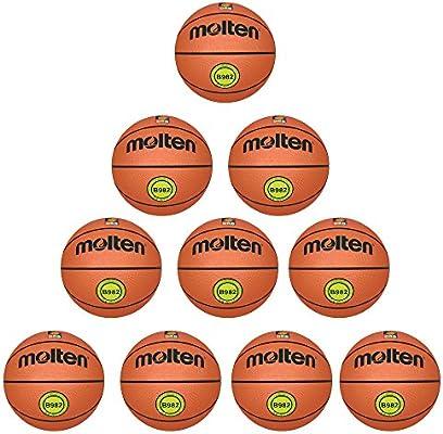 Fan Sport 24 Molten Baloncesto b982 Balón de entrenamiento 10 del ...
