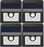 Solar Lights, Vivii Motion Sensor 30 LED Super