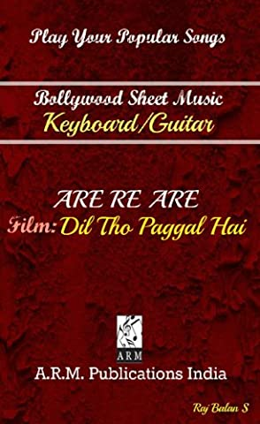 ARE RE ARE YE KYA HUA SHEET MUSIC FOR KB/GTR (Amazon Digital Sheet Music)