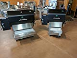 BBQ Island Green Mountain Grills Daniel Boone Smoker on Competition...