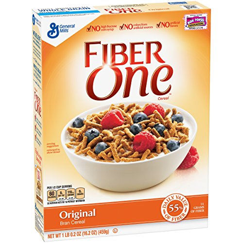 Fiber One, 16.2 Ounce (Pack of 6) ()
