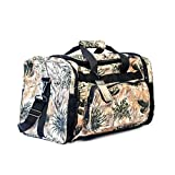 KC Caps Game Guard Camouflage Duffle Bag Waterproof Outdoor Sports Bag Gym Bag