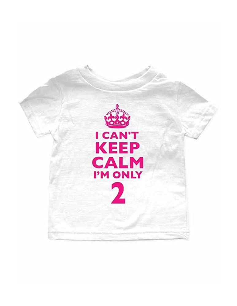 Amazon Cuteandfunnykids I Cant Keep Calm Im Only 2