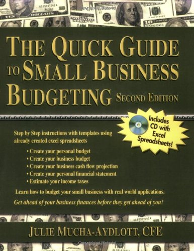 Download The Quick Guide to Small Business Budgeting 2nd Edition pdf