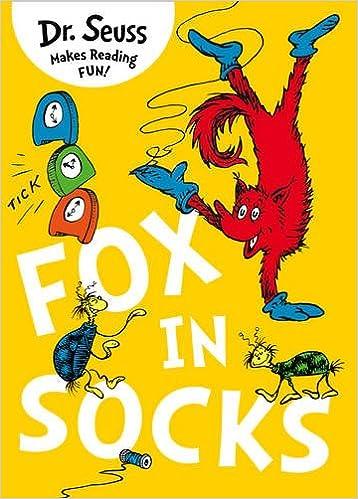 Fox in Socks (Dr. Seuss): Amazon.co.uk: Dr. Seuss: 9780007441556 ...