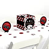 Big Dot of Happiness Las Vegas - Casino Party Centerpiece & Table Decoration Kit