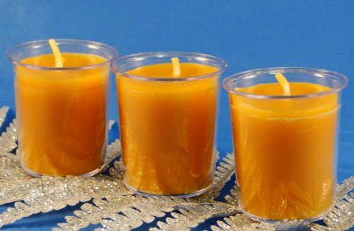 BCandle Beeswax 15 hour Votives Candles product image