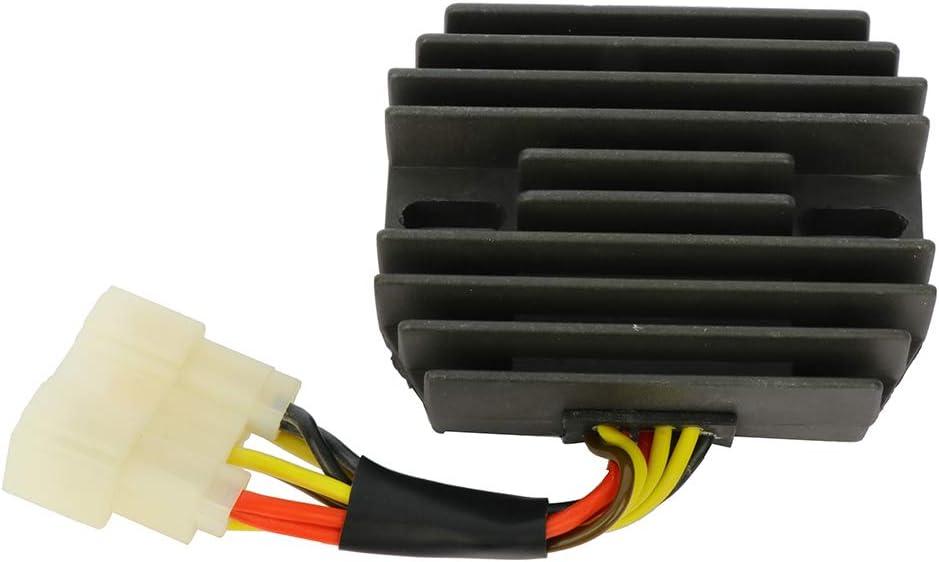 SELEAD Voltage Regulator Rectifier Fit for 1993-1999 Kawasaki Bayou 400 1997-1999 Kawasaki Prairie 400 AKI6054