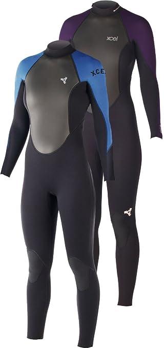 Amazon.com: Xcel GCS 3/2 mm Traje – Mujer: Clothing