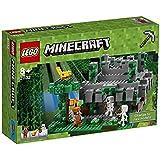 LEGO - 21132 - Minecraft - Jeu de Construction - Le Temple de la Jungle