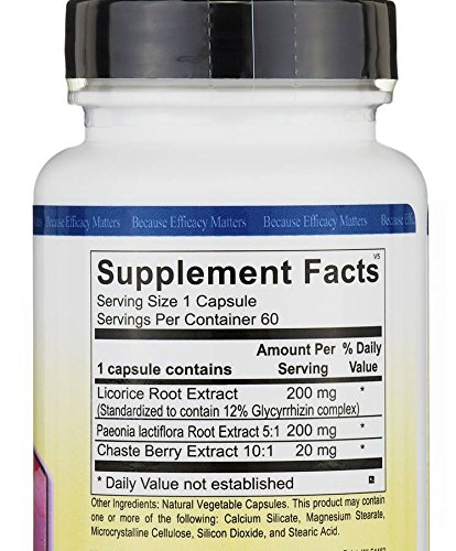 Ortho Molecular – Balance – 60 Capsules For Sale