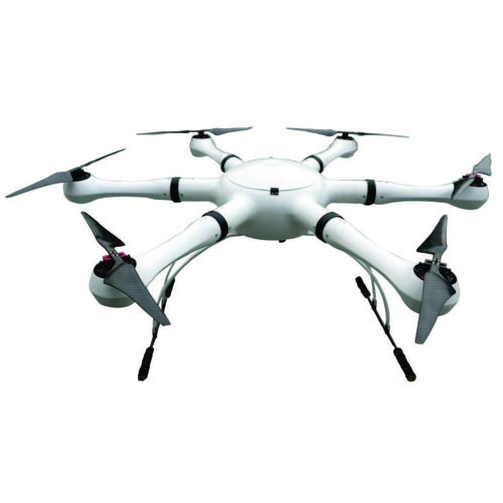 DROHNENSTORE24.DE ...DER DROHNEN-GURU BAT H1000 Drohne Drohne Drohne Hexacopter - Copter für Gewerbetreibende - Gewerbe Drohne 6b0042
