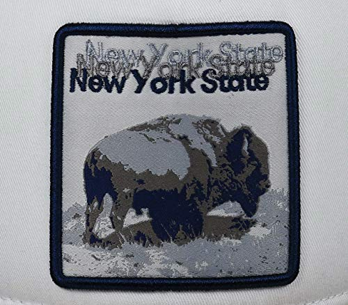Era 9forty Fit Multicolour State New York Bison Adjustable Trucker 1zqx6d