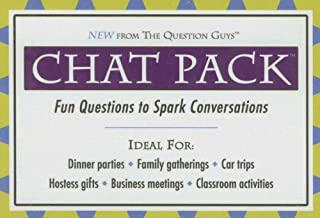 Chat Pack: Fun Questions to Spark Conversations (0975580167) | Amazon Products