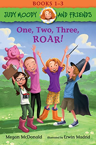 One Pig - Judy Moody and Friends: One, Two, Three, ROAR!: Books 1-3