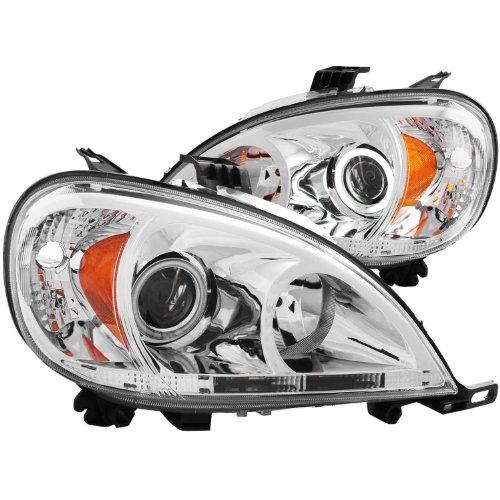 Mercedes ml55 oem headlight oem headlight for mercedes ml55 for Mercedes benz ml350 headlight bulb