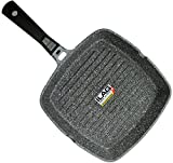 Coninx Grill Pan With Detachable Handle | 100% PTFE and PFOA Free...