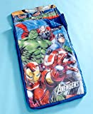 Licensed Inflatable Avengers Sleeping Bags