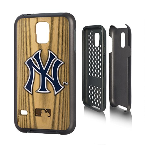 MLB New York Yankees Rugged Series Phone Case Galaxy S23, One Size, One Color