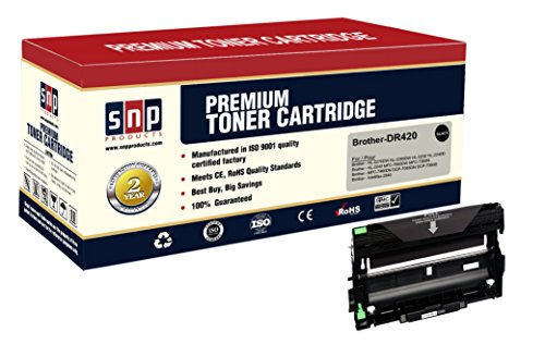 SNP Compatible Toner Brother TN-420 TN-450 Black Toner, Brother TN420 TN450. Compatible with-Brother HL-2240 HL-2240D HL-2270DW HL-2280DW MFC-7360N MFC-7860DW Brother-2840 2940 DCP-7060D DCP-7065DN