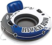 "Intex River Run I Sport Lounge, Inflatable Water Float, 53"" Dia"