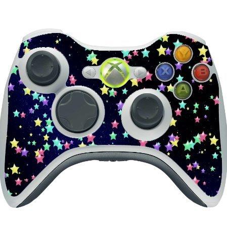 Sticker Decal for Xbox 360 Console Controller Multicolor - 7